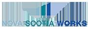 Nova Scotia Works – Digby, NS Logo