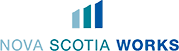 Nova Scotia Works – Digby, NS Logo